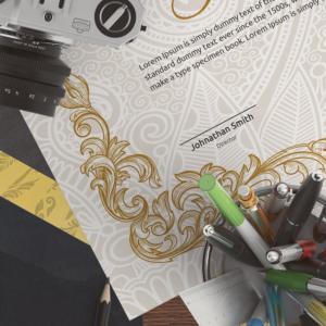 Paquete de Vectores Certificados set Pack