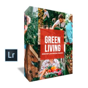 Pack de Presets GREEN Lightroom