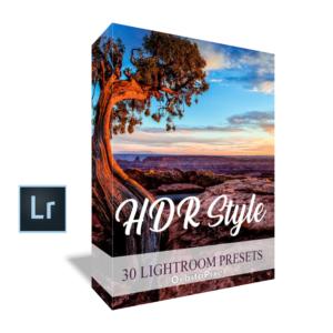 Pack de Presets HDR Style Lightroom