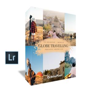 Pack de Presets Globe Travelling Lightroom