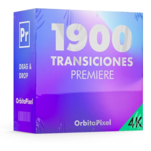Pack 1900 Transiciones Modernas – Presets Para Premiere Pro