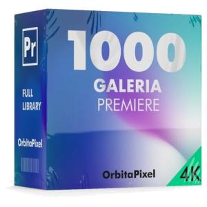 Galeria De 1000 Presets Para Premiere Efectos Increíbles!