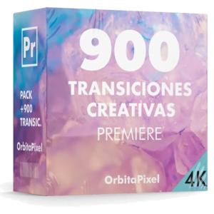 Pack 900 Transiciones Creativas Modernas Para Premiere Pro