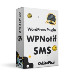 Plugin WordPress WPNotif Notificaciones Sms & Whatsapp