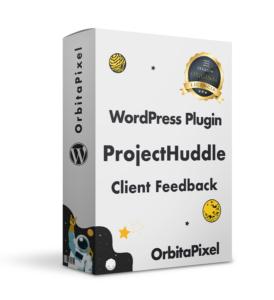 Plugin WordPress ProjectHuddle Organized Client Feedback