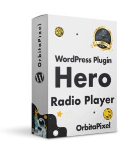 Hero – Shoutcast and Icecast Radio Player