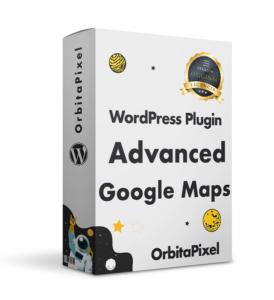 Advanced Google Maps Pro for WordPress